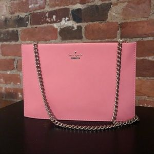 NWOT Leather Kate Spade Sima - Yucatán Pink